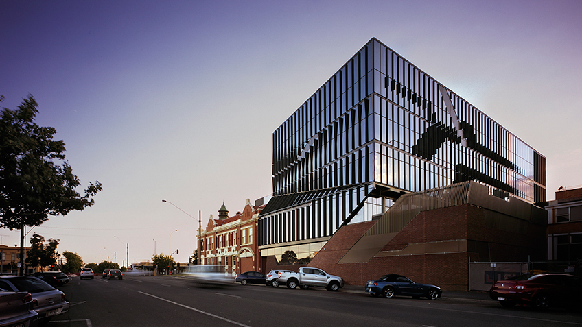 BLP-Ballarat Regional Integrated Cancer Centre, Ballarat, Victoria, 2013