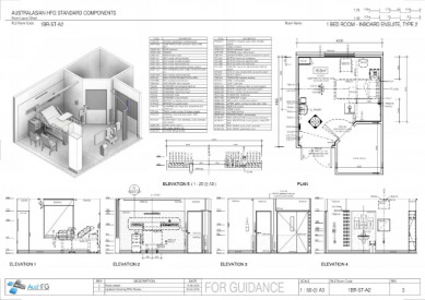Snapshot of the Room Layout Sheet