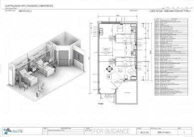 Snapshot of Room Layout Sheet