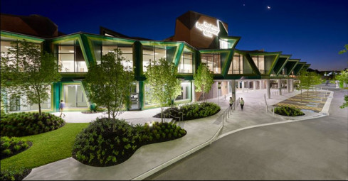 Albury Wodonga Regional Cancer Centre, Albury NSW – BLP Architects