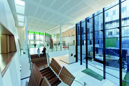 Box Hill Hospital, VIC - Silver Thomas Hanley Architects