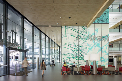 Gold Coast University Hospital, QLD - Silver Thomas Hanley / PDT / Hassell Architects