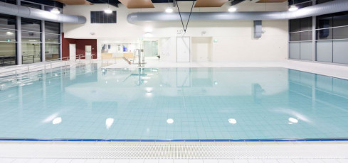 Hydrotherapy Pool, Rehabilitation Centre, Austin Hospital, VIC - STH Architects