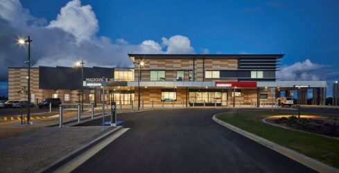 Macksville Hospital, NSW - STH Architects