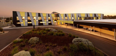 Melton Health and Community Services, Melton VIC – BLP Architects