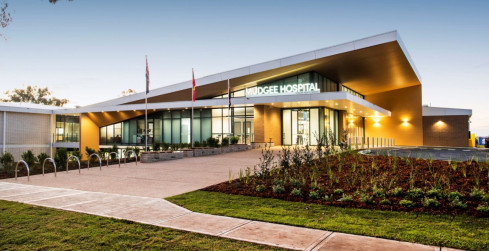 Mudgee Hospital, NSW - STH Architects