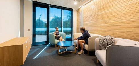 Orygen Youth Health, Parkville VIC – BLP Architects
