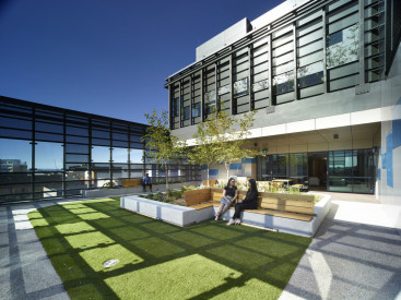Prof. Marie Bashir Centre, NSW - Silver Thomas Hanley / Peckvonhartel Architects